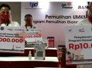 Bantu Pulihkan UMKM Jakarta, Bank DKI Kucurkan Kredit ke UMKM Jakpreneur