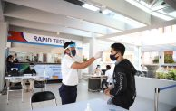 Biaya Rapid Test di 8 Bandara Angkasa Pura I Turun Harga Jadi Rp85.000