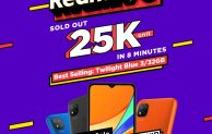 25 RIBU UNIT SMARTPHONE XIAOMI REDMI 9C DI JD.ID HABIS TERJUAL