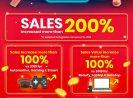 Gelar 9.9 9reat Sale, JD.ID Catat Peningkatan Jumlah Penjualan Lebih Dari 200%