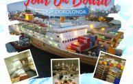 Nikmati Petang di KM Dorolonda, PELNI Gelar Virtual Tour
