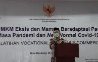 KemenkopUKM Gelar Pelatihan e-Commerce Bagi Binaan ICCN Jabar