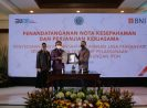 IPDN Gandeng BNI untuk Jadi Smart Campus
