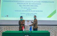 BNI Syariah Gandeng Universitas Islam Bandung (UNISBA) terkait Layanan Perbankan