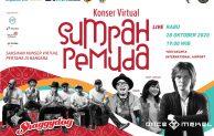 Angkasa Pura I Gelar Konser Virtual Sumpah Pemuda di Bandara Internasional Yogyakarta