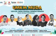 BNI Gelar UMKM Muda Virtual Week Spesial, Ini Wajah Wirausaha Sosial di Hari Sumpah Pemuda