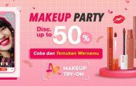 JD.ID Beauty Luncurkan Fitur AR Make-up Try On Pada Platform Aplikasi
