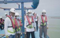 Di Atas Perahu Nelayan, Menhub Budi Karya Dengar Aspirasi Nelayan Patimban
