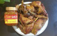 Dongkrak Penjualan, e'Sambelin Cak Mono Kini Dilengkapi Bebek dan Ayam Ongkep