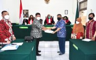 Damai di Pengadilan, Puskopsyah BMT Ummat Bersedia Lunasi Piutang ke LPDB