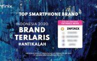 INFINIX SMARTPHONE SUKSES MERAIH PENJUALAN SMARTPHONE NO.1 DI GELARAN HARBOLNAS 11.11 LAZADA INDONESIA