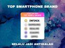 INFINIX SMARTPHONE BERHASIL SAPU BERSIH PENJUALAN SMARTPHONE TERBANYAK DI 3 GELARAN HARBOLNAS LAZADA DI TAHUN 2020