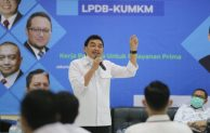 Sukses Capai Target 2020, LPDB-KUMKM Tembus Penyaluran hingga Rp 1,9 T