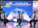 BTN VIRTUAL PROPERTY EXPO MENJAWAB KEBUTUHAN RUMAH DI MASA PANDEMI