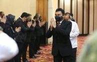 Siap Tancap Gas 2021, Dirut LPDB-KUMKM Melantik 51 Pejabat Struktural
