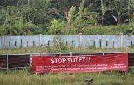 Dinilai Membahayakan , Warga  Perumahan Talaga Bestari Cikupa Tangerang Sepakat Menolak Pembangunan Jalur SUTET
