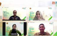 BNI Syariah Bersama Universitas Padjajaran Gelar Talkshow Edukasi Pengelolaan Keuangan Syariah
