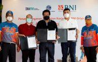 BNI Gandeng Agung Sedayu Group