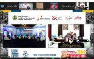 MenkopUKM Berharap UKM Virtual Expo (UVO) 2021 Perluas Pasar Ekspor