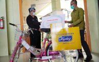 Yili Group Serahkan Bantuan Sepeda Serbaguna Untuk  Dukung Pemulihan Ekonomi Khususnya UMKM di Jabar