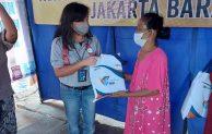 Hari Kartini, Srikandi BNI Salurkan Bantuan ke Korban Kebakaran di Wilayah Tambora