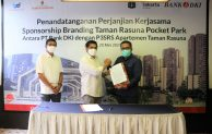 Dorong Transaksi Non Tunai, Bank DKI Rangkul Komunitas Apartemen Taman Rasuna