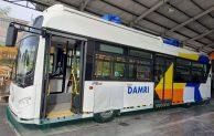 DAMRI Kian Serius Siapkan Bus Listrik