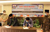 Bank DKI dan DMI Provinsi DKI Jakarta Salurkan Dana Bantuan Operasional Tempat Ibadah (BOTI) di DKI Jakarta