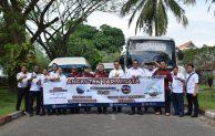 DAMRI Gandeng PT. Krakatau Lampung Tourism Development Tingkatkan Pariwisata Grand Elty