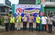 Asosiasi Klub Logindo  Gelar Vaksinasi Covid-19 Bagi Komunitas Logistik di Tanjung Priok
