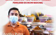 Terbantu dengan Kredit dari Bank DKI,  Begini Kisah Pemilik RM Padang Trio Minang Survive di Tengah Pandemi
