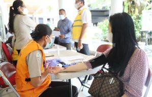 24 Ribu Penumpang Terima Vaksinasi di Sentra Vaksinasi 15 Bandara Angkasa Pura I