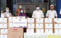AIRNAV INDONESIA SALURKAN BANTUAN KEPADA PEWARTA YANG TERDAMPAK PANDEMI