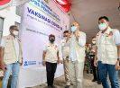 LPDB-KUMKM Gelar Vaksinasi 1000 Peserta Mitra KPBS dan Warga Pangalengan