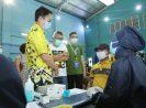 Sinergi KemenkopUKM, Hippindo, Apindo, dan UNIQLO Gelar Vaksinasi Bagi Ribuan UMKM di Tangerang
