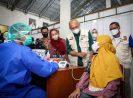 Kolaborasi LPDB-KUMKM, Koperasi, dan Pemkab Gelar Vaksinasi Bagi UMKM di Purbalingga