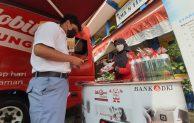 Gelar Literasi Keuangan dan Vaksinasi Untuk Pelajar,  Kolaborasi Bank DKI, Pemprov DKI Jakarta dan OJK untuk Dunia Pendidikan