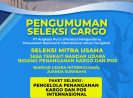 Dukung Pertumbuhan Kargo Nasional, Angkasa Pura I Buka Seleksi Mitra Pengelola Kargo dan Pos di Dua Bandara