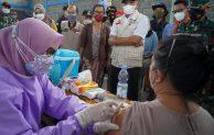 MenKopUKM Dukung Vaksinasi bagi UMKM dan Masyarakat Kaki Gunung
