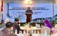 KemenkopUKM Koordinasikan Penuntasan Penyaluran BPUM 2021 dengan Pemerintah Daerah