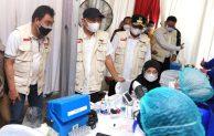 Dukung Percepatan Pemulihan Ekonomi Nasional, LPDB-KUMKM dan BMT Itqan Targetkan 3.500 Peserta Vaksin Covid-19 di Kabupaten Garut