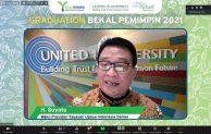 Wisuda BEKAL Pemimpin 2.0, Cetak 58 Calon Pemimpin Perubahan Pengelola Sumber Daya Alam Indonesia