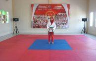 "Almaira Balques Kemalputri Juarai Kejurnas Taekwondo "" Bharaduta Open2 Online Championship"" di Kelas Poomsae."