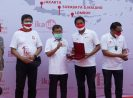 Kolaborasi PMI, IKA UB dan BNI Upayakan Himpun 1.000 Kantong Darah