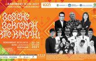 Rakornas Indonesia Creative Cities Network (ICCN) 2021: Akselerasi Jejaring Kota/Kabupaten Kreatif Bangkit Lebih Kuat Pascapandemi